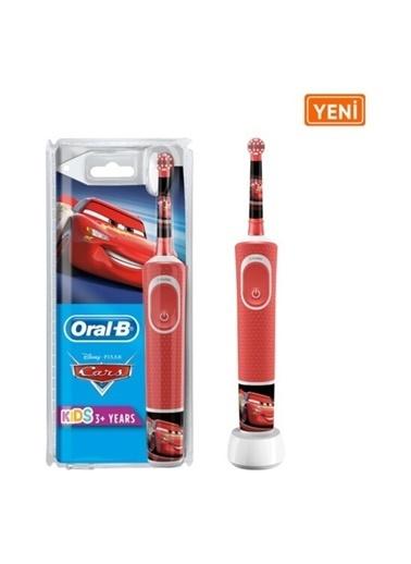Oral-B Çocuklar İçin Şarj Edilebilir Diş F,KIRM Kırmızı
